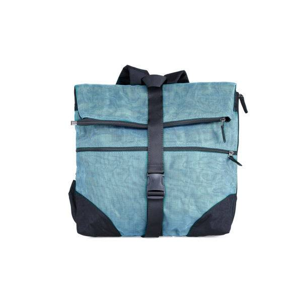 Smateria Smateria Small Urban Backpack: Light Blue