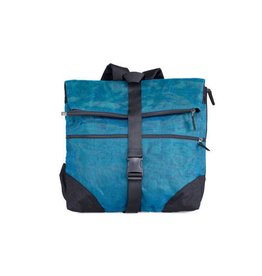 Smateria Small Urban Backpack: Teal