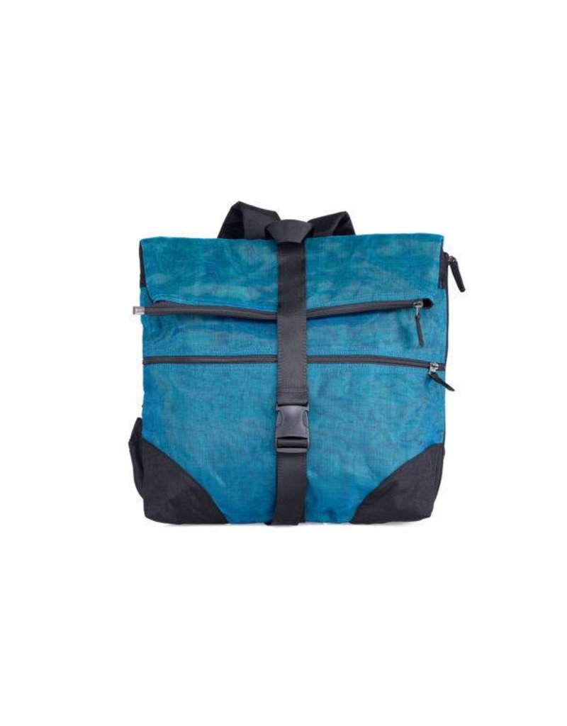 Smateria Smateria Small Urban Backpack: Teal
