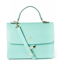 Gunas Flamingo Handbag: Mint