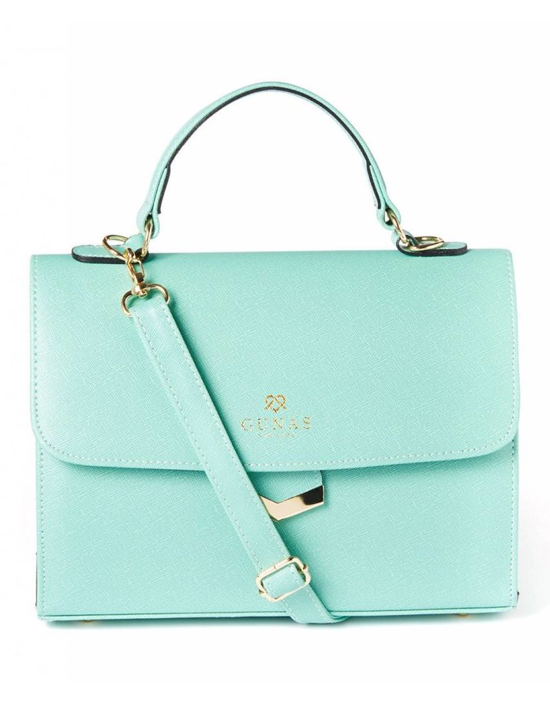 Gunas Gunas Flamingo Handbag: Mint