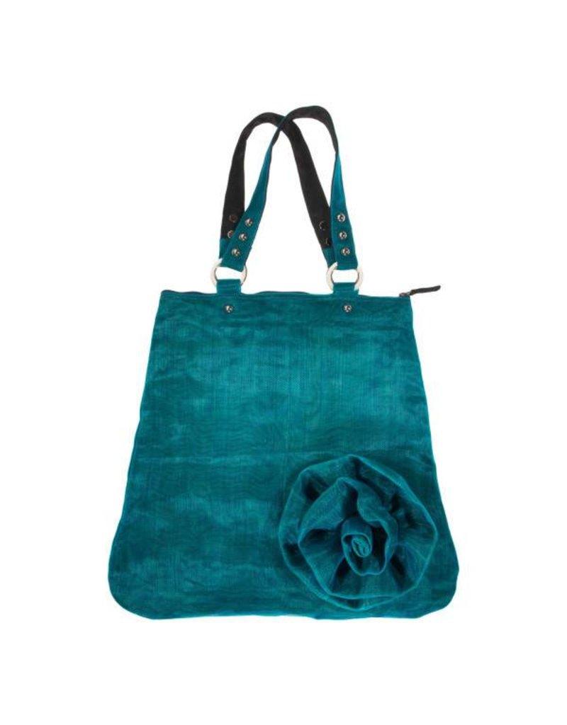 Smateria Smateria Cache Flower Bag: Teal