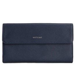 Matt & Nat Connolly Loom Wallet: Abyss