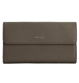 Matt & Nat Connolly Loom Wallet: Sage