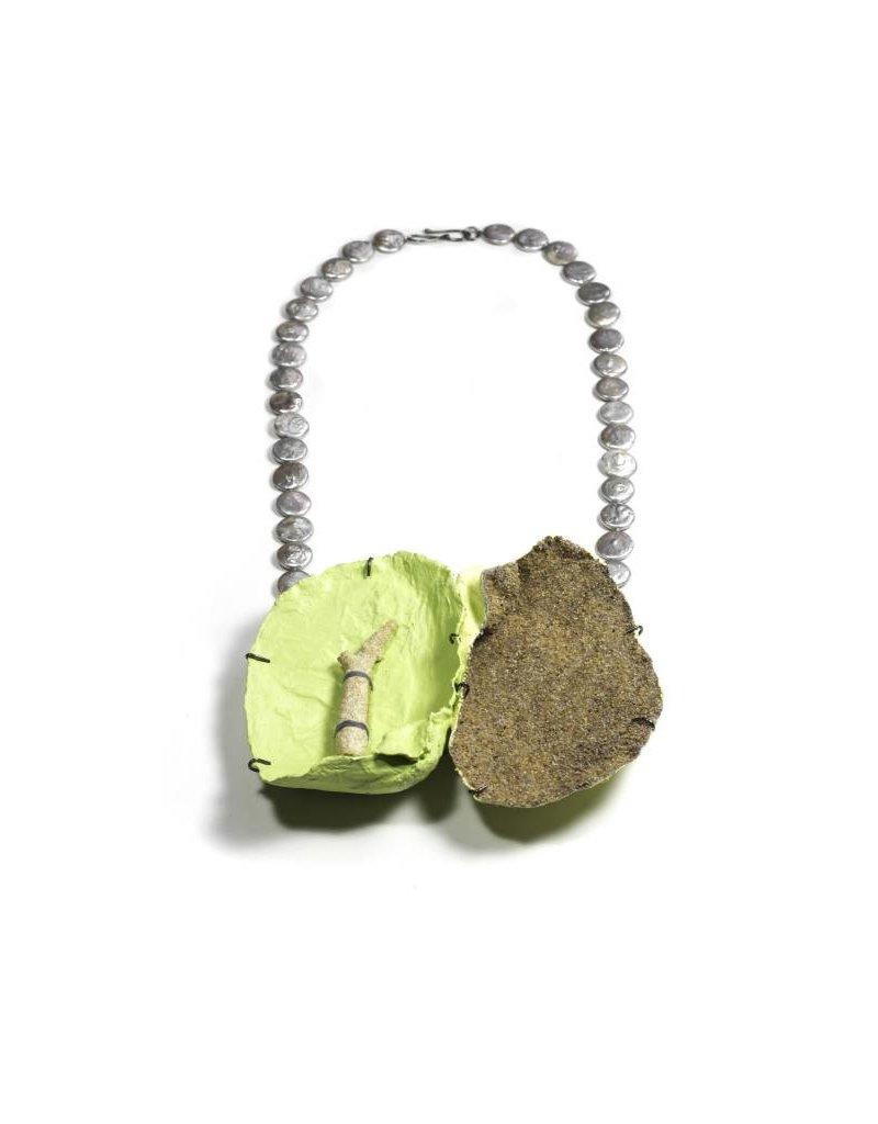 Myung Urso Myung Urso Necklace: Green Rezo