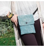 Smateria Smateria Hip Bag: Navy