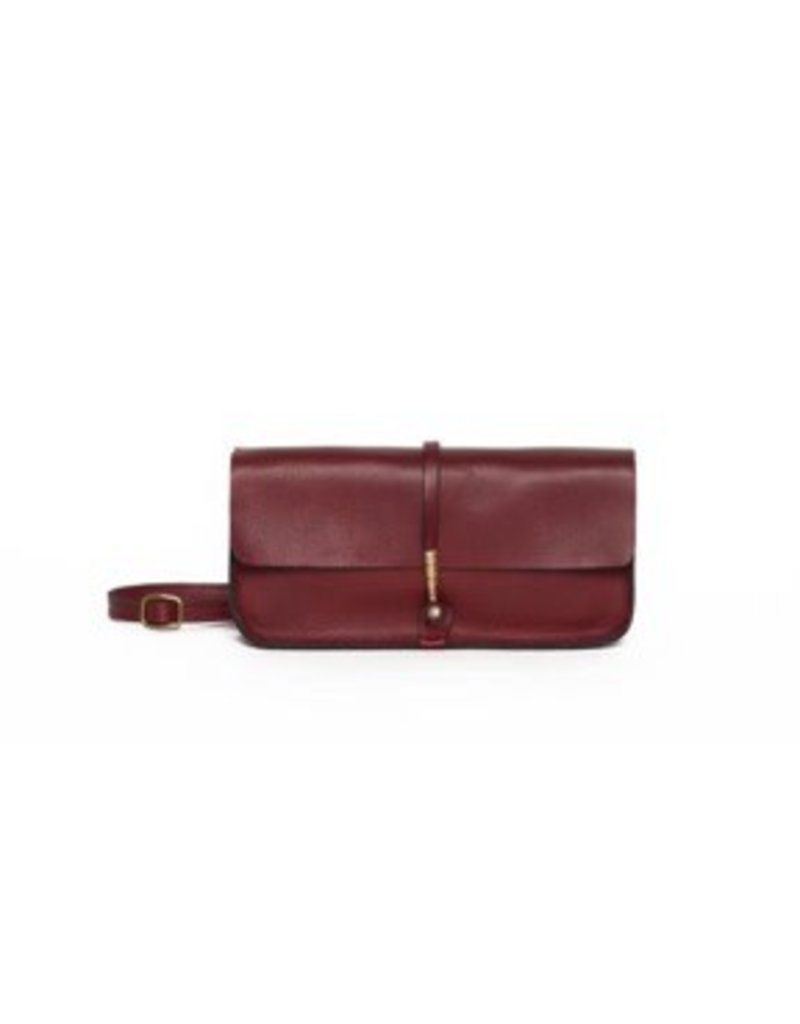 Jo Jo Dakota Wallet Clutch: Currant