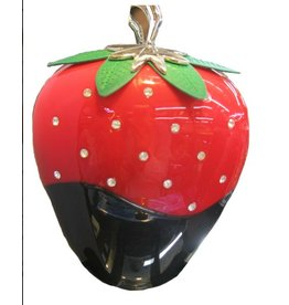 Veneto Strawberry Evening Bag