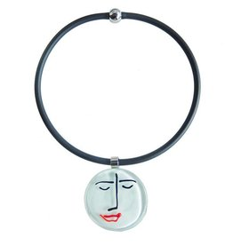Italianissimo Sketch Necklace: #1 Picasso