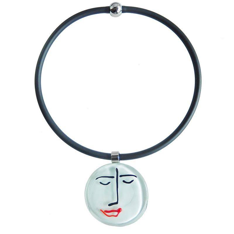 Italianissimo Italianissimo Sketch Necklace: #1 Picasso