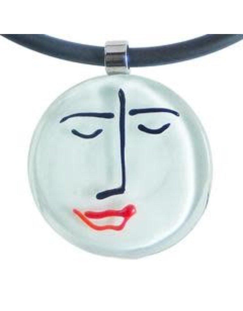 Italianissimo Italianissimo Sketch Necklace: #1 Picasso
