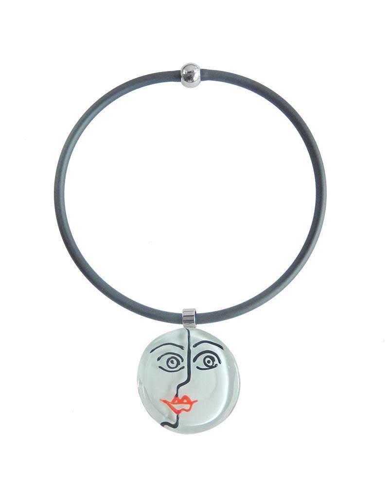 Italianissimo Italianissimo Sketch Necklace: #3 Matisse