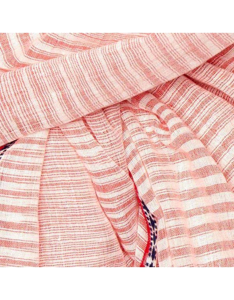 Indigo Handloom Indigo Handloom Railway: Red