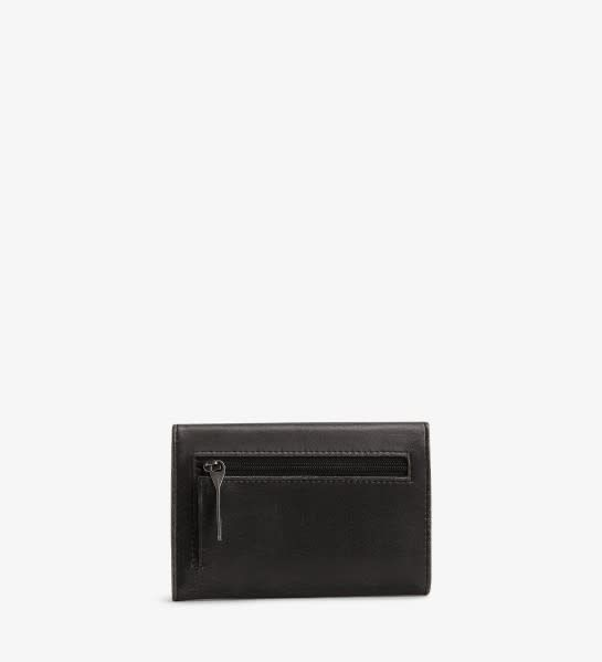 Matt & Nat Matt & Nat Vera Small Wallet: Black