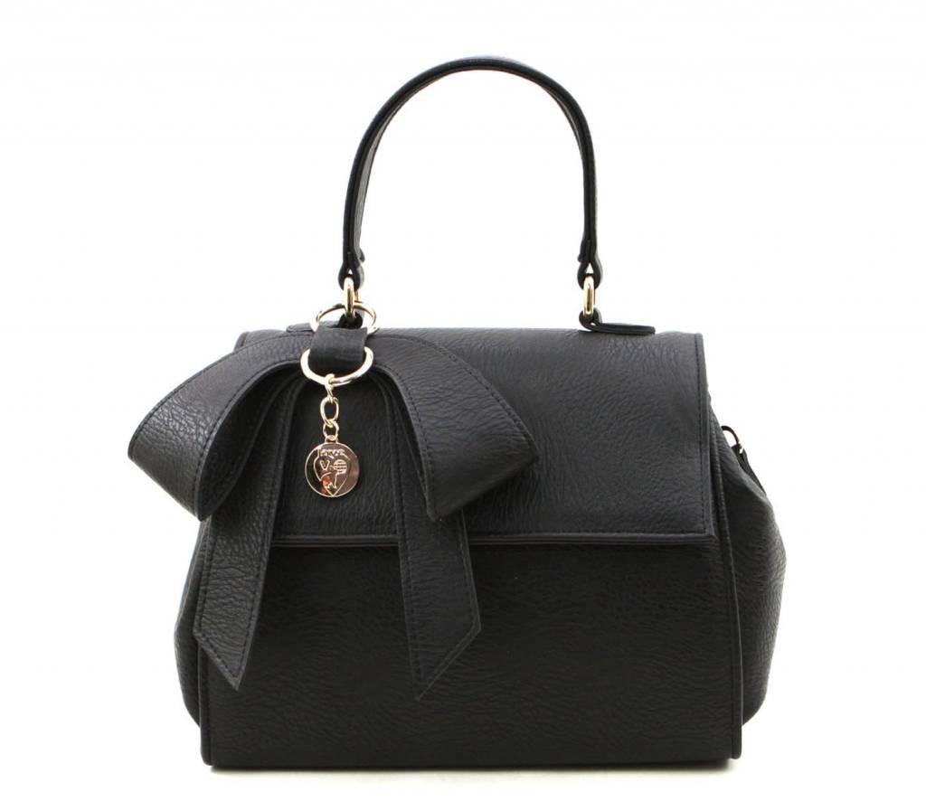 Gunas Gunas Cottontail Handbag: Black