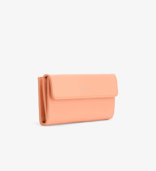 Matt & Nat Matt & Nat Connolly Wallet: Apricot