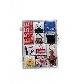 ESSE Purse Museum Magnet Set