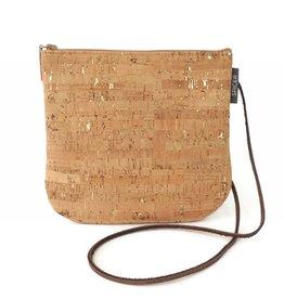 Spicer Bags Sidekick: Cork Dash Gold
