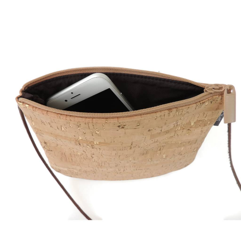 Spicer Bags Spicer Bags Sidekick: Cork Dash Gold