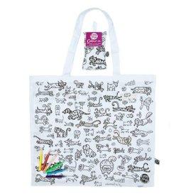 Eggnogg Big Bag Little Bag: Cats & Dogs