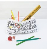 Eggnogg Eggnogg Pencil Case With Pens: Original