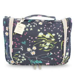 Tonic Australia Cosmetic Bag: Whimsy Ink