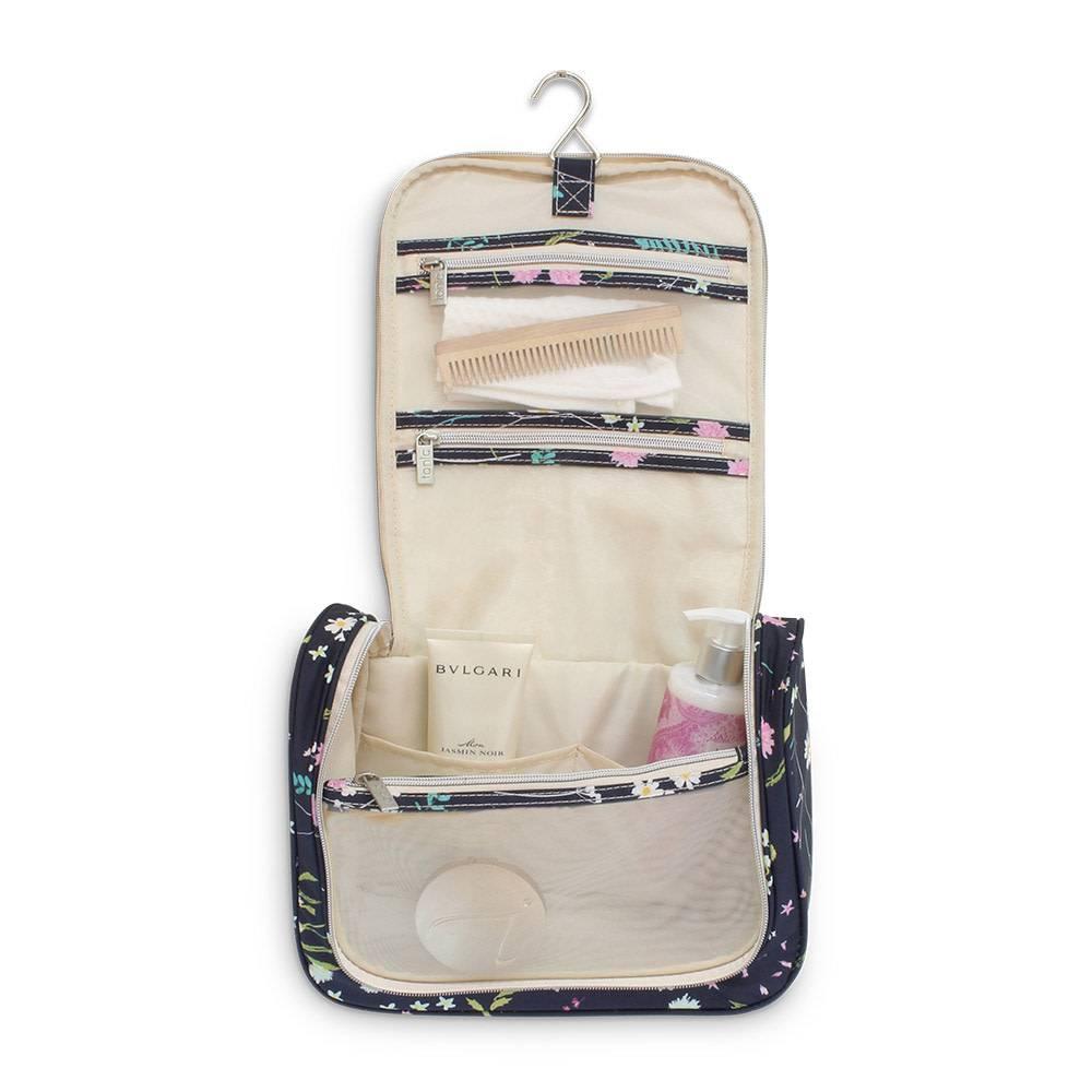 Tonic Australia Tonic Australia Cosmetic Bag: Whimsy Ink