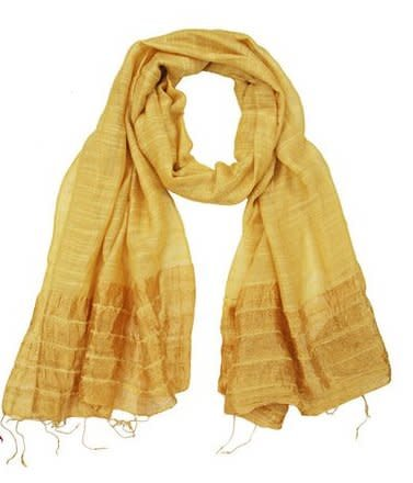 Global Girlfriend Global Girlfriend Ripple Effect Scarf