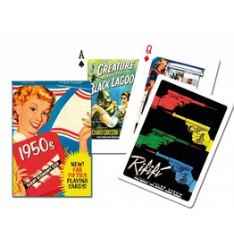 Piatnik Playing Cards: 1950s
