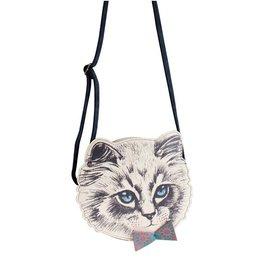 House of Disaster Mini Bag: Meow