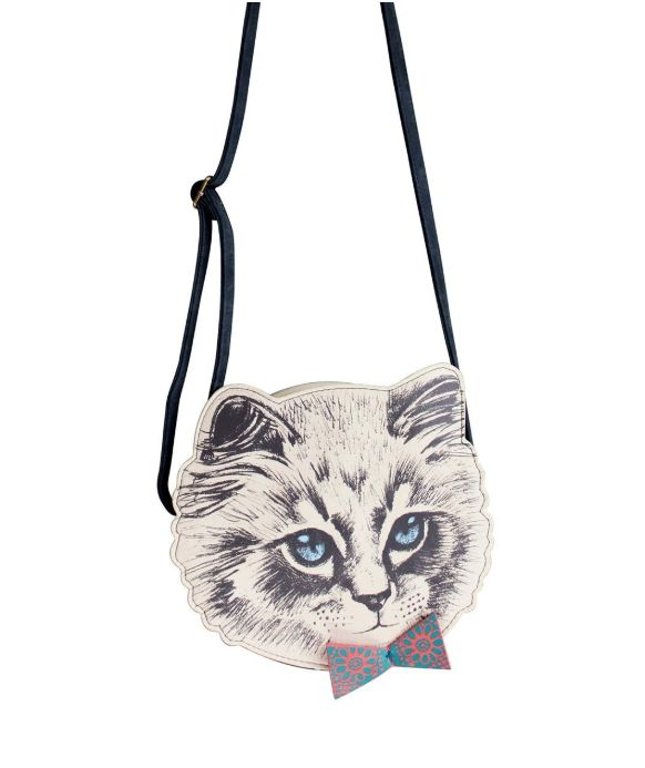 House of Disaster Disaster Mini Bag: Meow