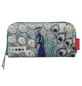 House of Disaster Wallet: Peacock