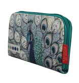 House of Disaster Disaster Wallet: Peacock