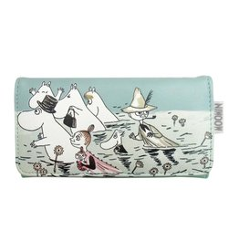 House of Disaster Wallet: Moomin River