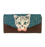 House of Disaster Disaster Wallet: Meow