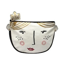 House of Disaster Makeup Bag: Over the Moon Girl
