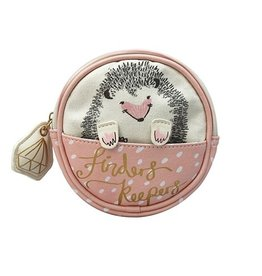 House of Disaster Makeup Bag: Over the Moon Hedgehog