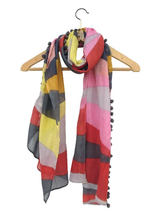 House of Disaster House of Disaster Scarves Multiple Design Options