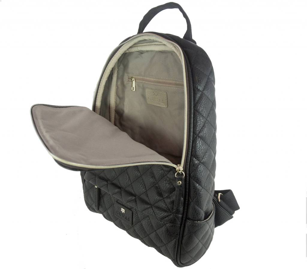 Gunas Gunas Cougar Backpack: Quilted Black