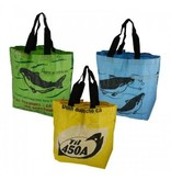 Global Girlfriend Reusable Shopper Tote Set of 3