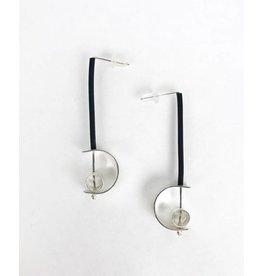 Inteplei Earrings: Spin