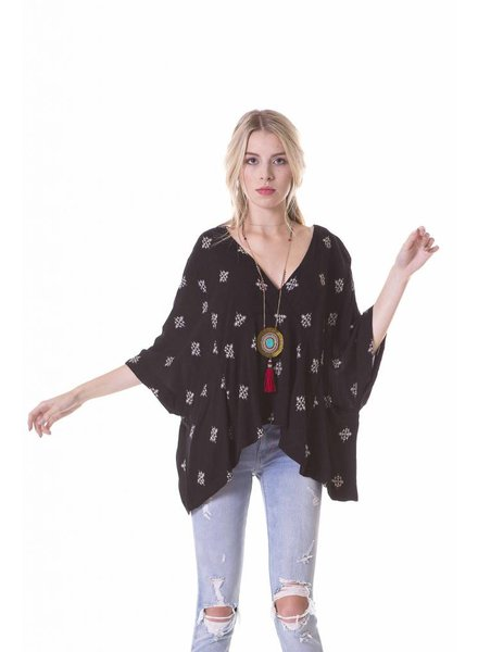 Togetherness Poncho