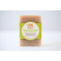 Sol All Natural Soap Oatmeal & Honey