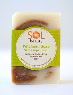 All Natural Soap - Patchouli