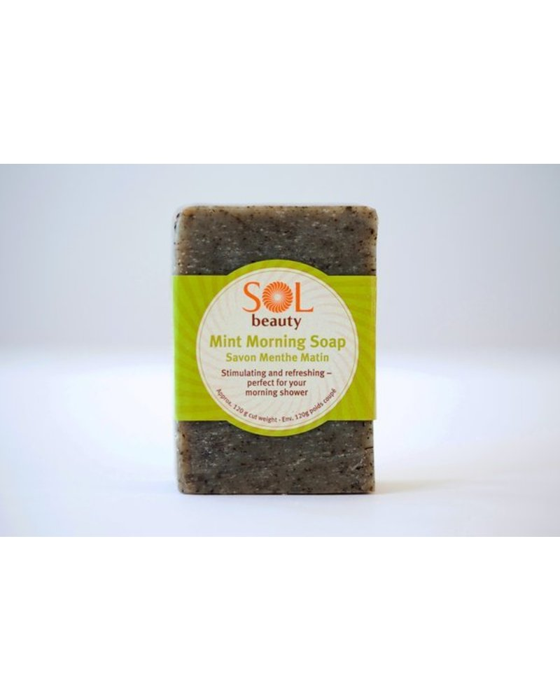 Sol All Natural Soap Mint