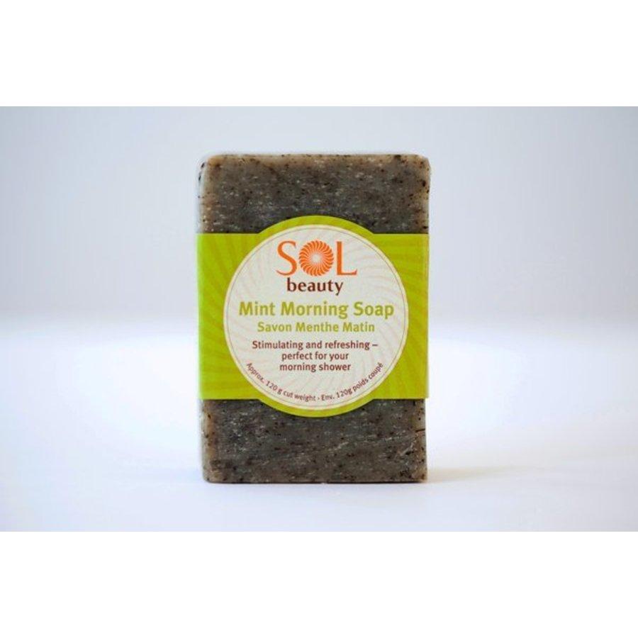 Sol All Natural Soap Mint