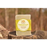Sol All Natural Soap Cypress