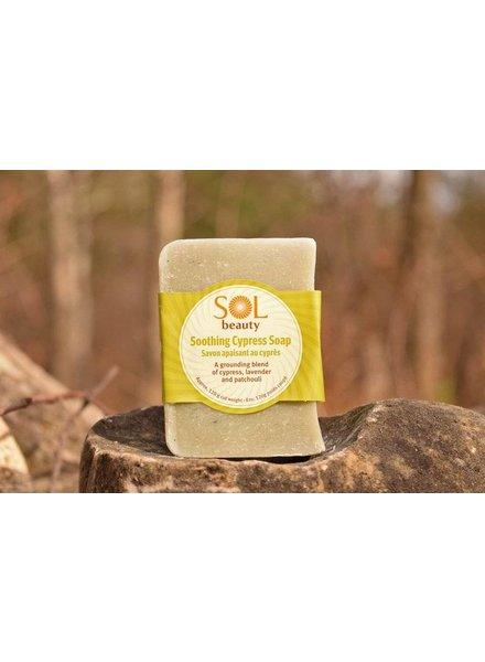 All Natural Soap - Cypress
