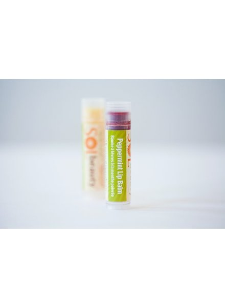 Sol Lip Balm Peppermint