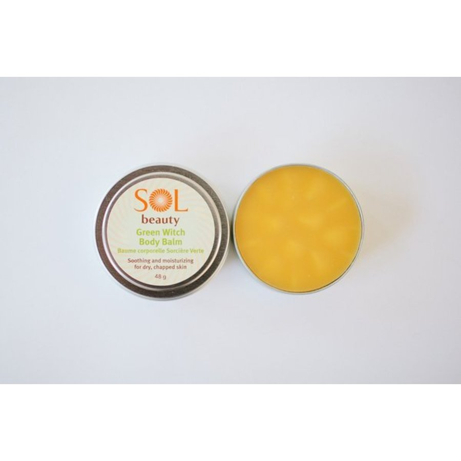 Sol Green Witch Salve